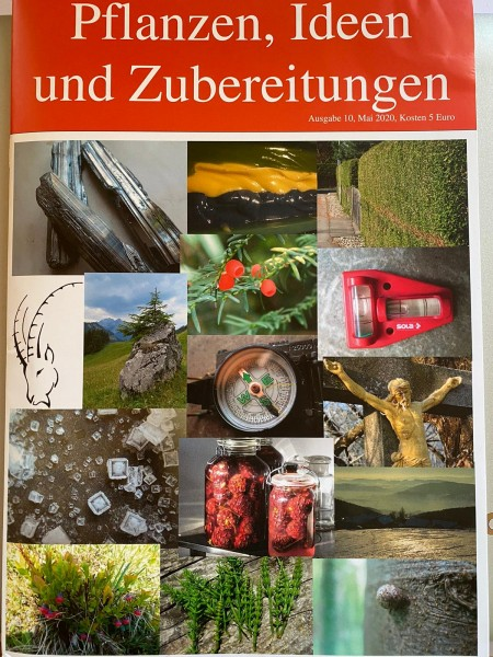 HEFT 10, Pflanzen, Ideen und Zubereitungen, Steinbock