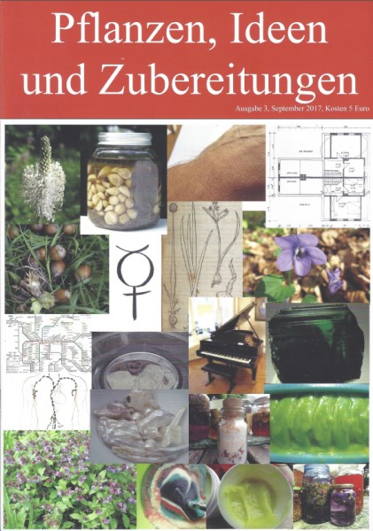 HEFT 4, Pflanzen, Ideen und Zubereitungen