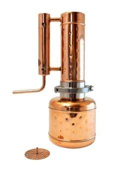 Destille, das neueste Modell