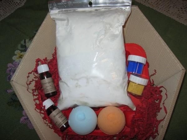 Set-Badebomben (1kg)