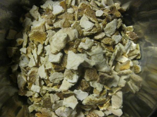 Zitrusfrüchte- Schalen, Bio, getrocknet, z.Z. nicht lieferbar