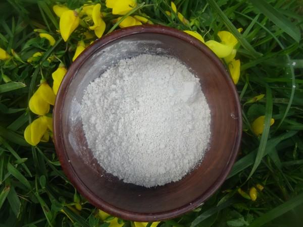 Seidenpulver, z.Z. nicht lieferbar