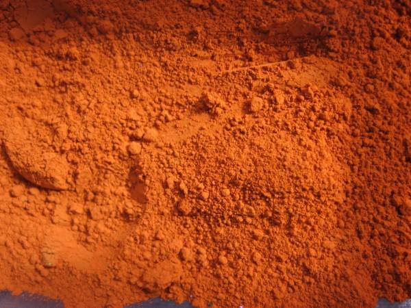 Mineralfarbe, Englischrot (10 g)