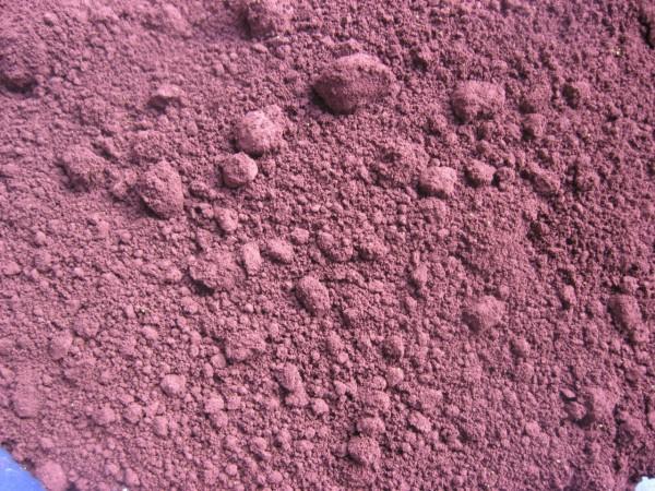 Eisenoxyd dunkelrot (10 ml)