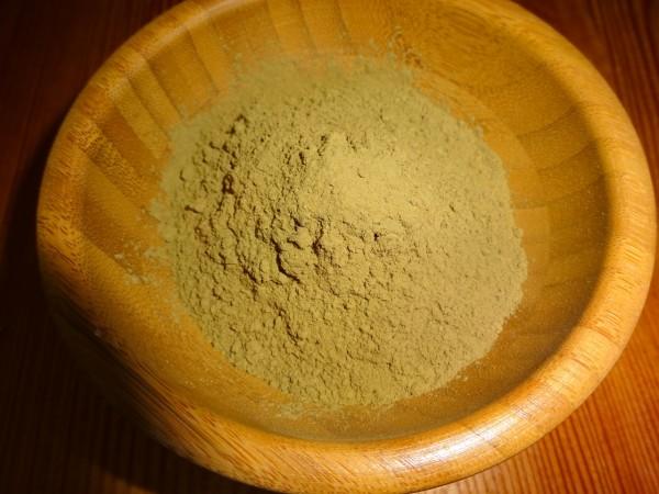 Grüner Tee-Drachenbrunnen, Kraut oder Pulver, Bio