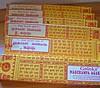 Räucherstäbchen-Nagcahampa Golaka (100 g)