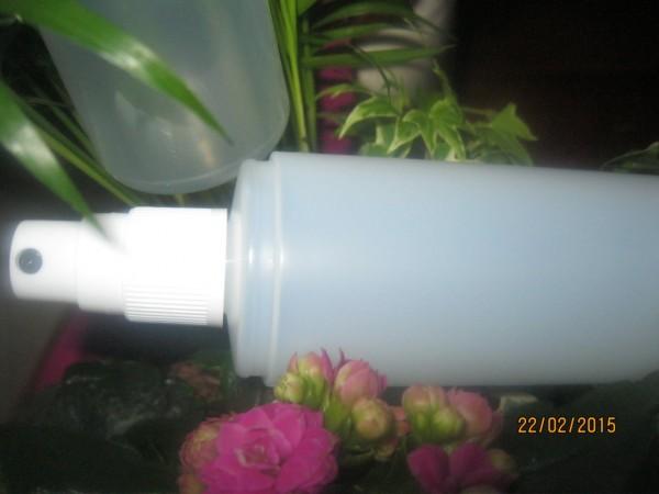 Flasche mit Zerstäuber, 150ml, ausverkauft