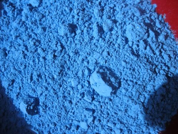 Mineralfarbe, hellblau (10 g)