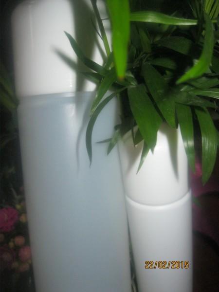 Flasche 500 und 125ml