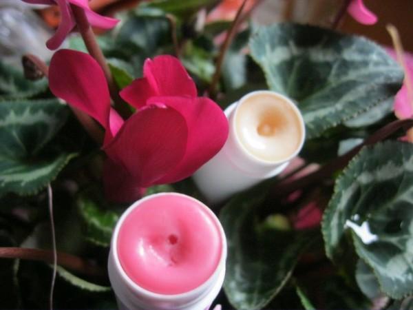 Lippenpflegestift, Erdbeere, getönt, 6ml