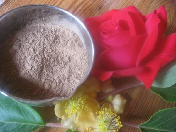 Granatapfelschalen, gemahlen, Bio, 30g