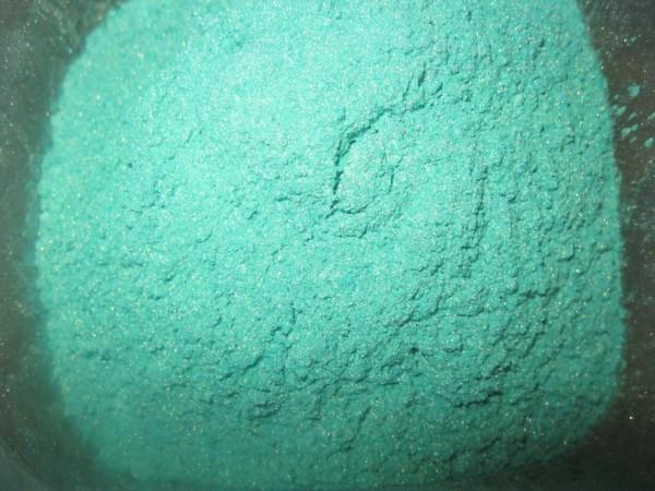 Hellgrün, Mica, Farbe,15ml