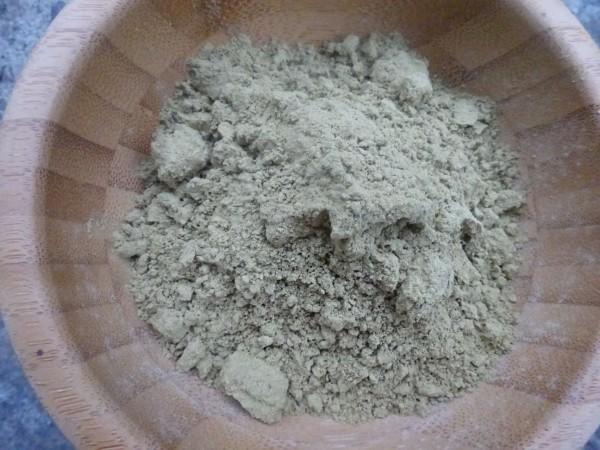 Trockenshampoo-Pulver