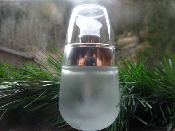 Glasflasche mit Pumpaufsatz, 30ml