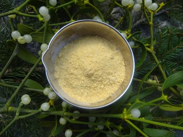 Senfmehl gelb, Bio