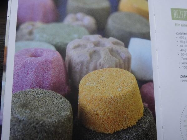 Shampoo, Feste Form, 100g, 4 Wirkrichtungen