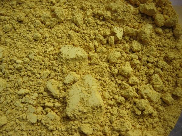 Mineralfarbe, Sonnengelb (10 g)