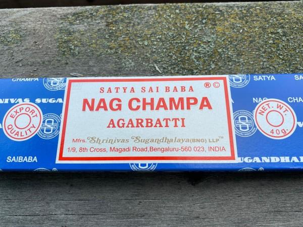 Räucherstäbchen-Nagchampa Agarbatti, z.Z. nicht lieferbar
