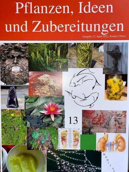 HEFT 12, Pflanzen, Ideen und Zubereitungen, Fisch