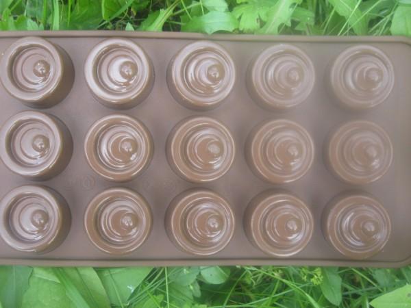 Minisilikonformen, rund, z.Z. nicht lieferbar