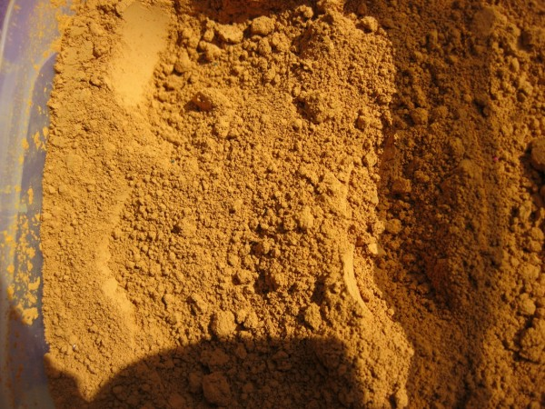 Mineralfarbe, hellbraun (10 g)