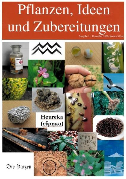HEFT 11, Pflanzen, Ideen und Zubereitungen, Wassermann