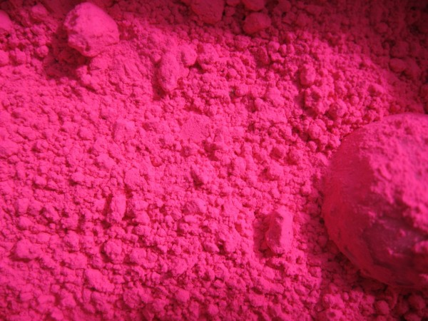 Mineralfarbe, Pink (10 g), z.Z. nicht lieferbar