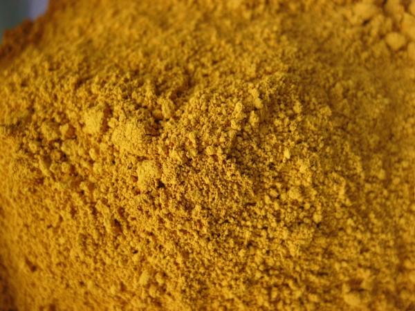 Mineralfarbe, Safran (10 g)